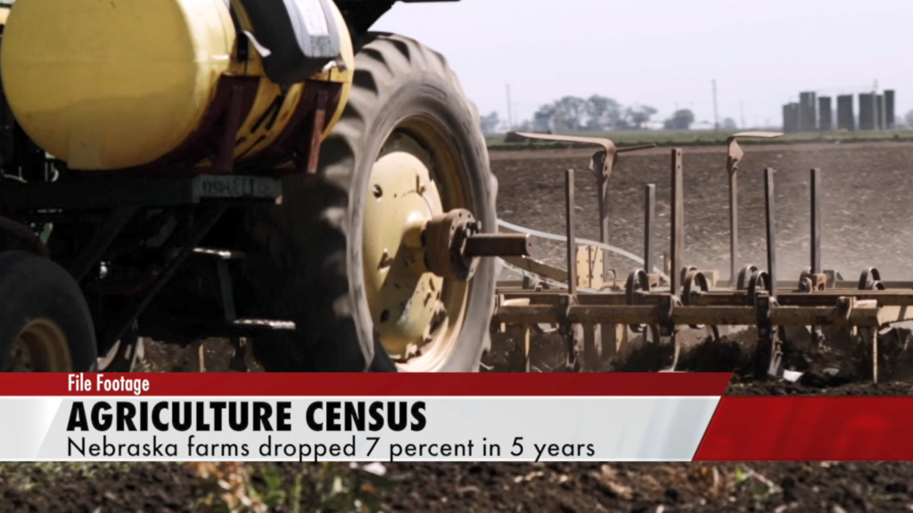 Ag Census: NE Farms Drop 7% in 5 Years