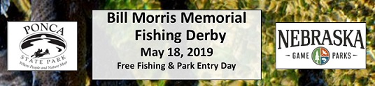 Third Annual Bill Morris Fishing Derby Scheduled For Saturday