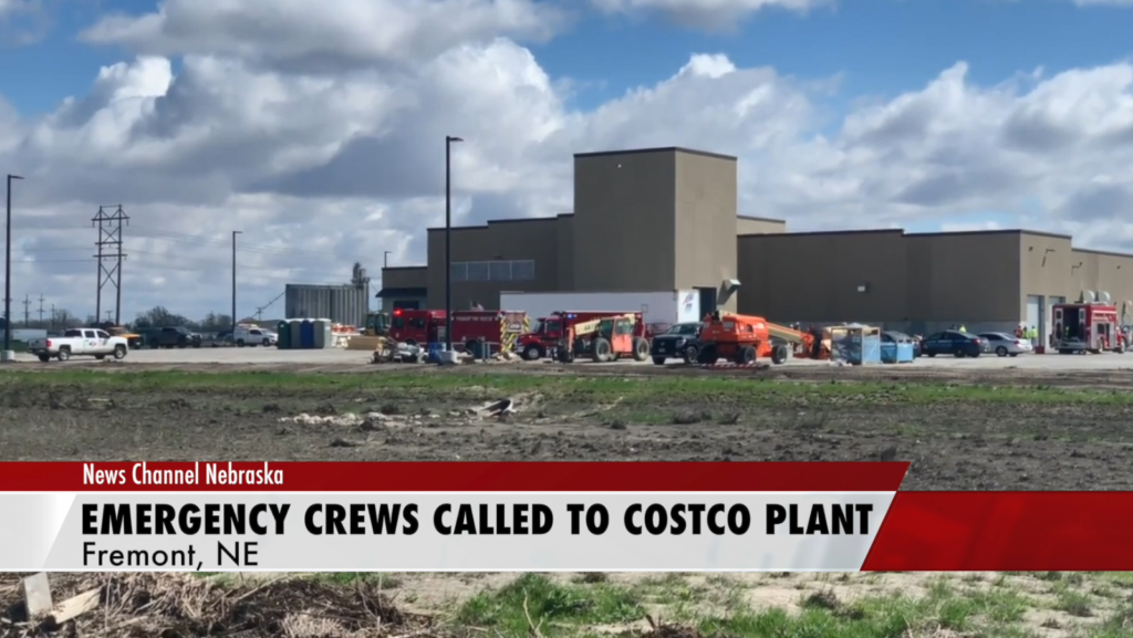 Emergency personnel called to Costco plant under construction in Fremont