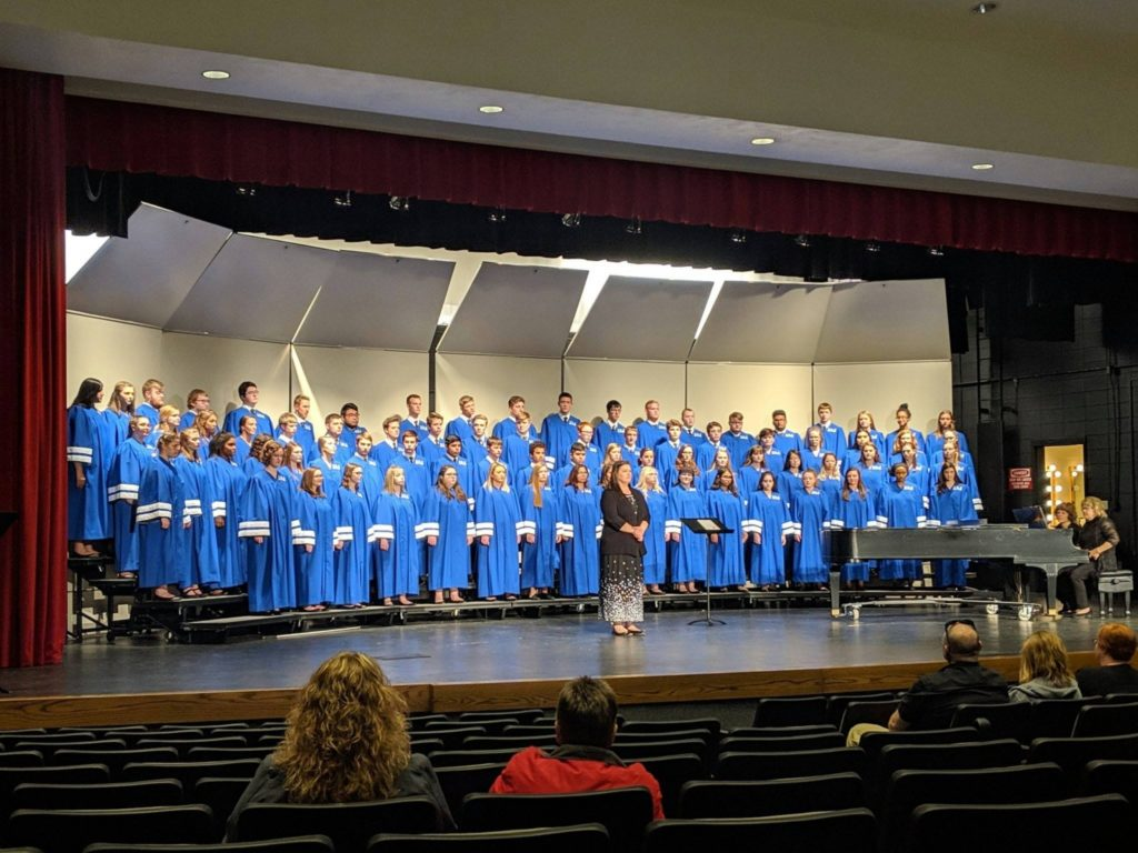 WHS Brings Back 15 Superior Ratings, One Outstanding Performance Award During District Music Contest