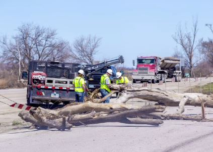 Highway Officials: Damaged Roads Carrying only Five or Ten Year Flood Protection