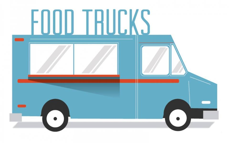 Food Truck Rally for Flood Relief This Sunday