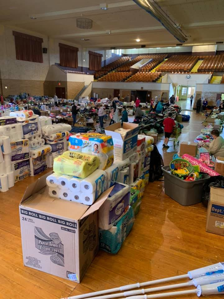 Fremont City Auditorium Donation & Supply Center Has New Hours