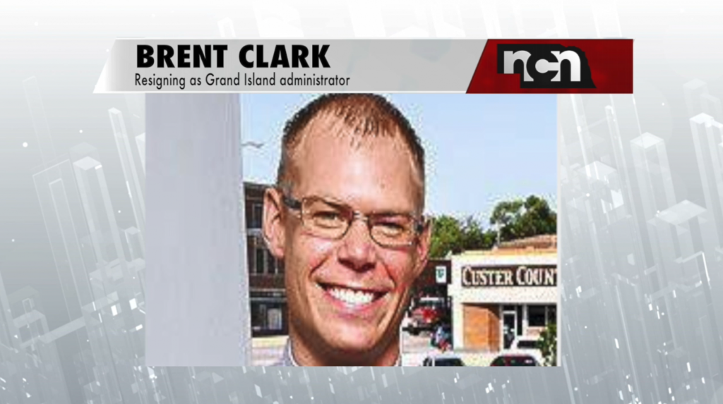 Clark resigns weeks into Grand Island city administrator role