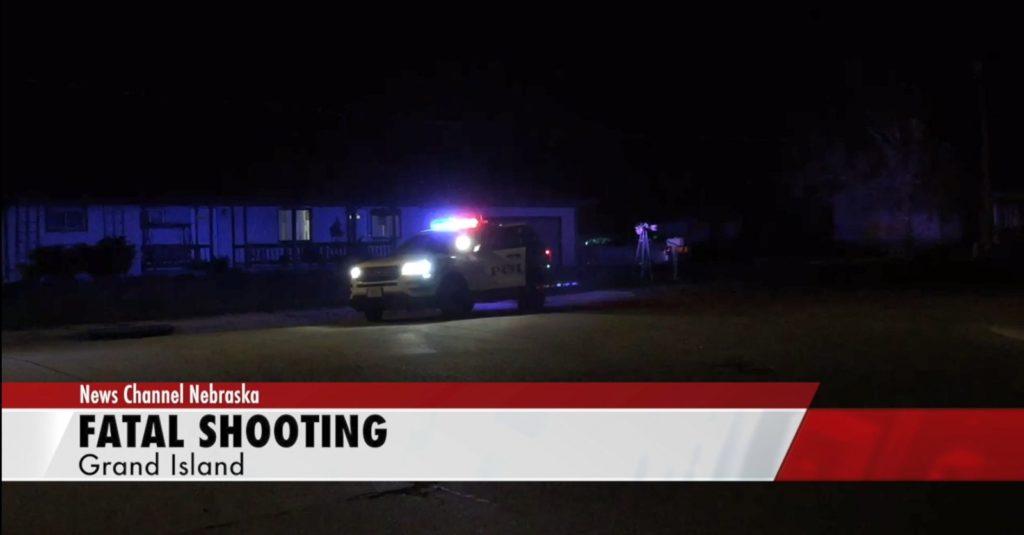 Grand Island police investigating fatal shooting