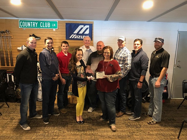 Broken Bow Country Club Remodels And Earns Grow Broken Bow Award