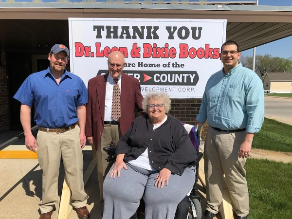 Old Broken Bow Clinic Building Donated To CEDC