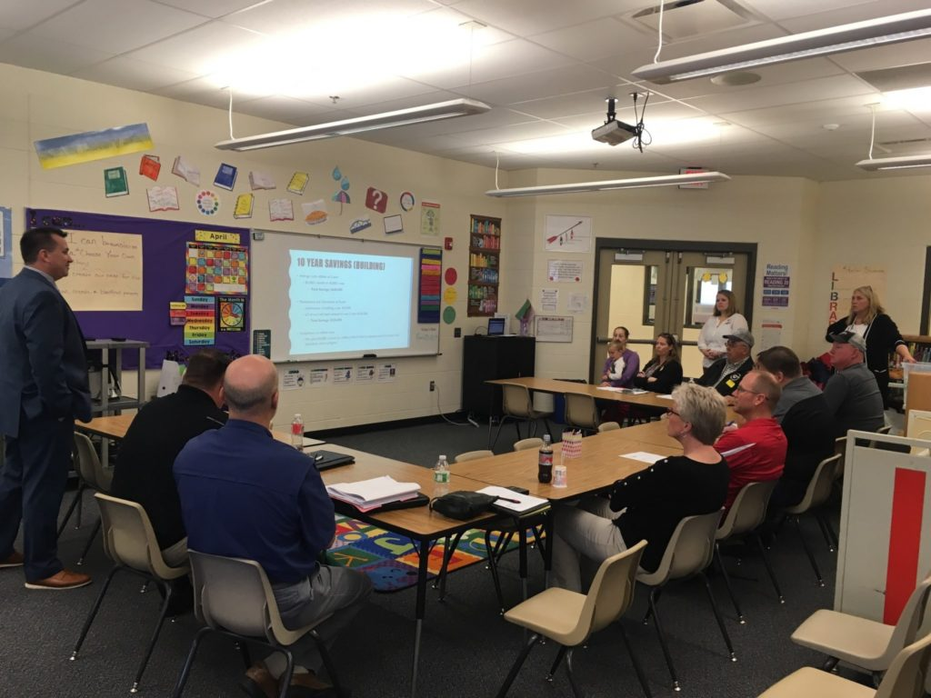 Broken Bow Discusses Moving New Discoveries Preschool to North Park Elementary