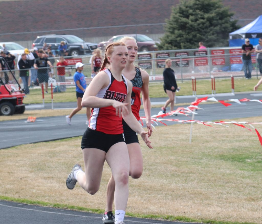 McCook Wins Boys and Girls Title at Broken Bow Track Invite