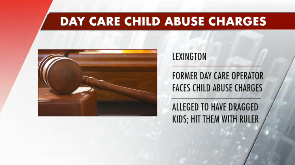 Child abuse charges filed against former Lex daycare operator