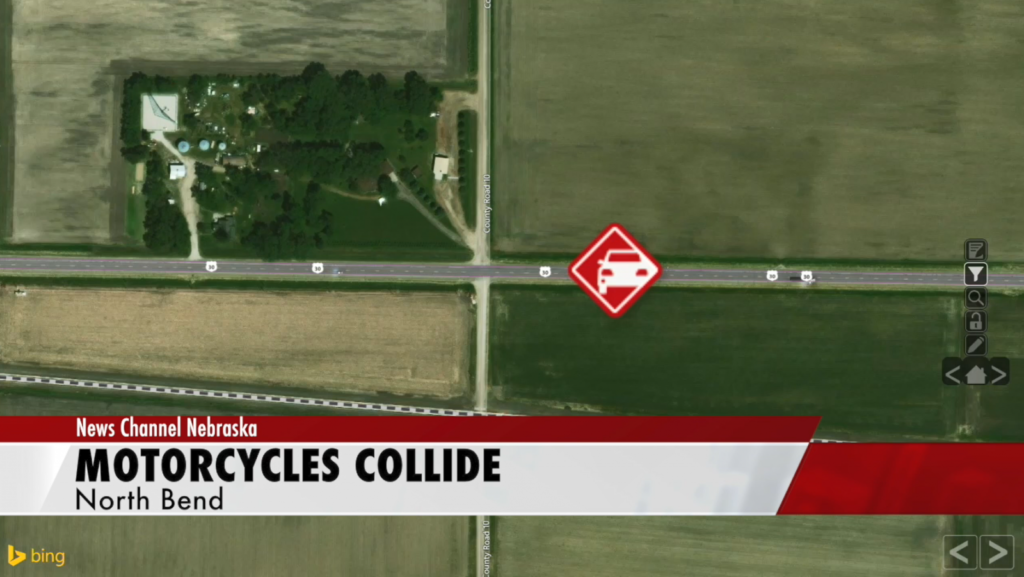 Two injured in Dodge County motorcycle accident