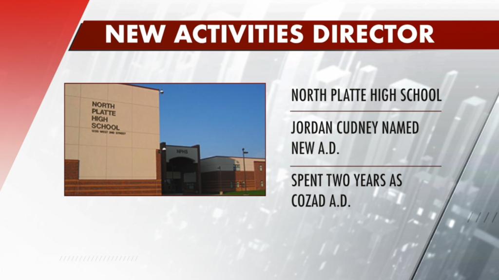 North Platte High School announces new activities director