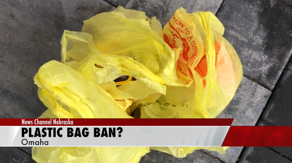 Omaha City Council to consider ban on plastic grocery bags