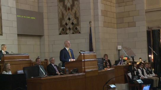 Tough Tax Times for Governor Ricketts