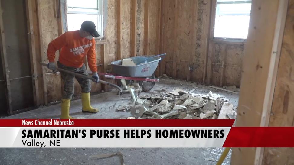 Samaritan's Purse Helps Flood Victims in Valley
