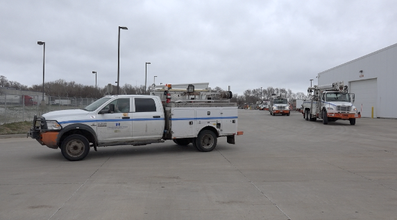 NPPD sending lineman to Sioux Falls to help with blizzard relief