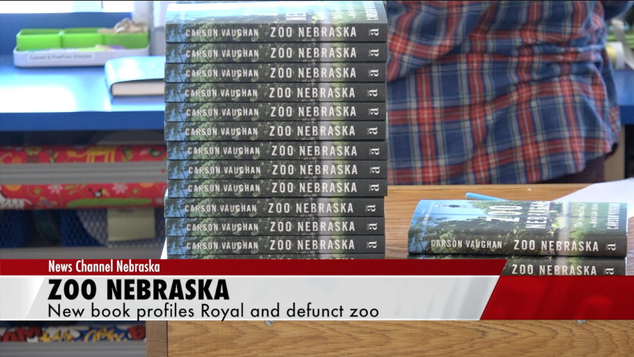 Zoo Nebraska Book Explains Wild Chapter in Nebraska History