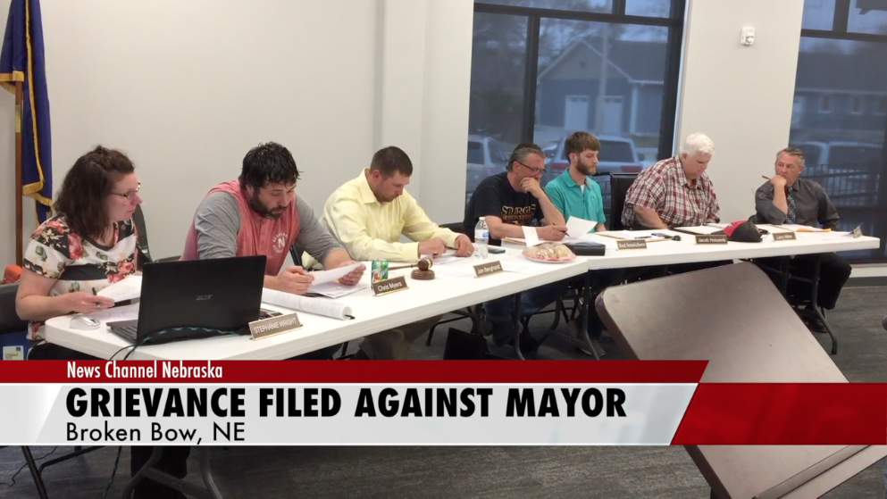 Police Grievance Leads to Investigation of Broken Bow Mayor