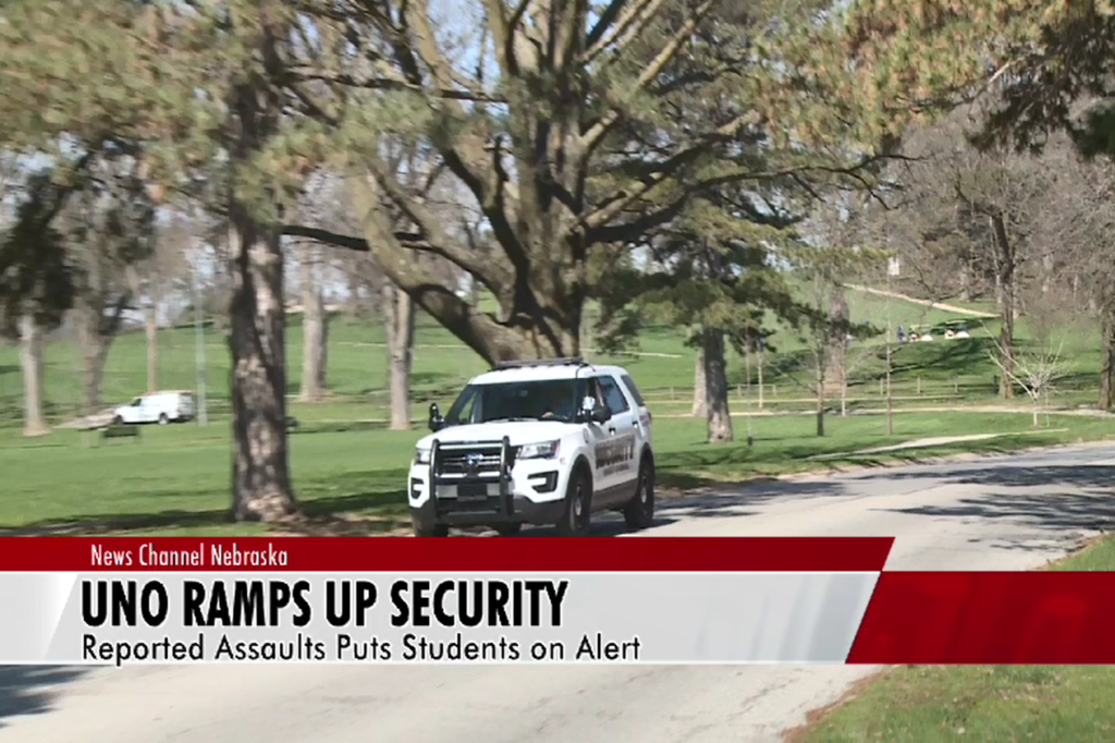 Safety and security at UNO heightened