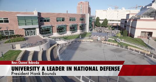 University of Nebraska a Leader in National Defense