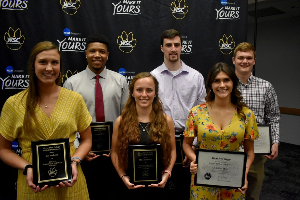 Top Wildcat Student-Athletes Recognized During Honors Banquet