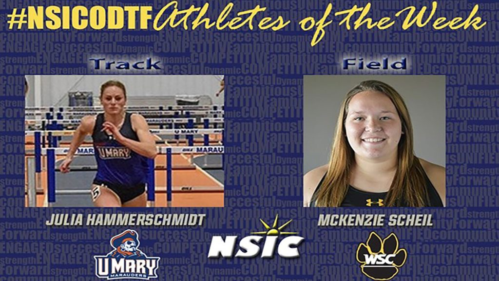 Wayne State's Scheil Earns NSIC Field Athlete Of The Week