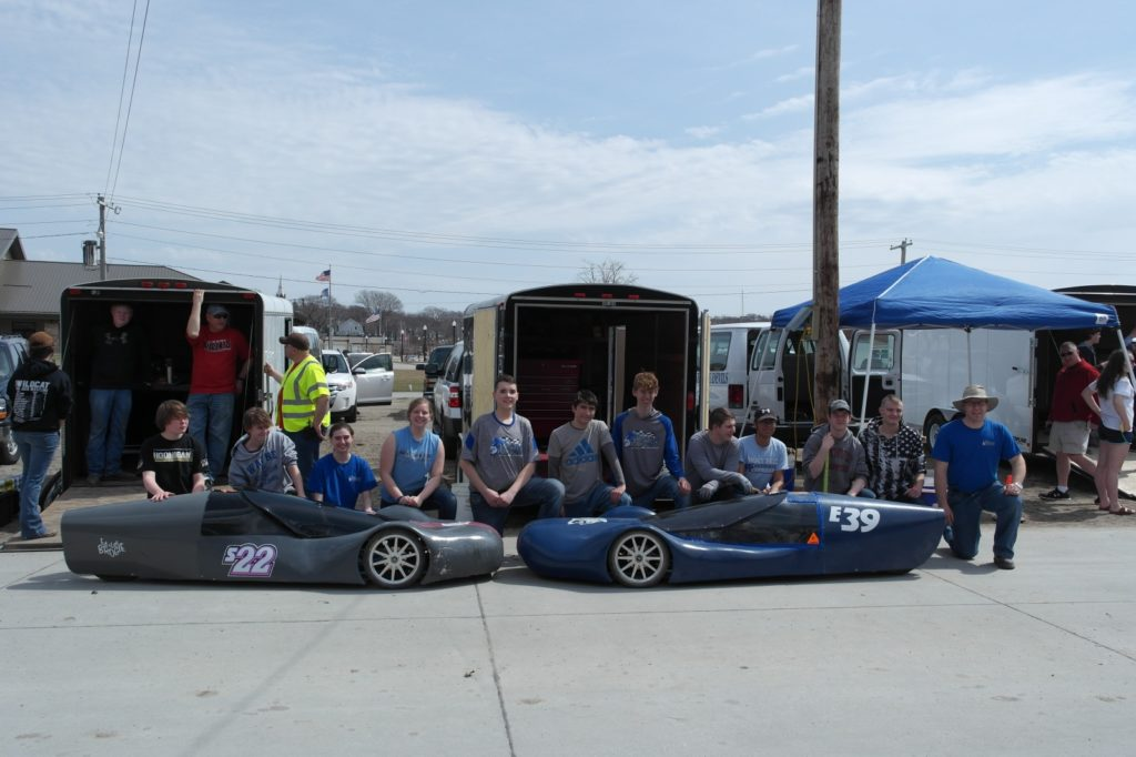 Blue Devil Power Drive Opens Competition With First, Third Place Finishes