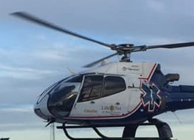 Fall Injuries Result in Three Lifeflighted from Grain Bin Outside Oakland