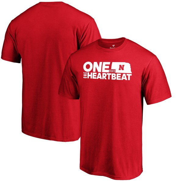 Husker football is selling spring game shirts with profits going to Nebraska's flood victims