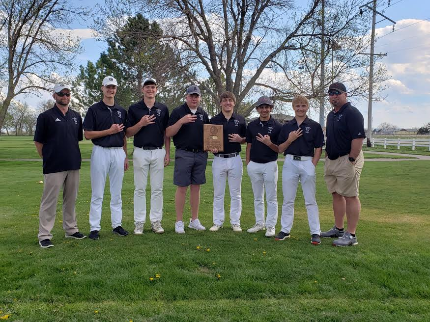 Broken Bow Boys Golf Team Claims SWC Title