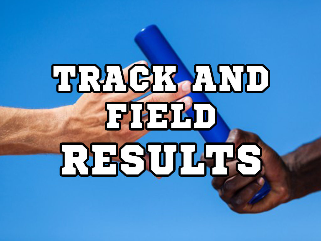 Cozad Track Meet Results