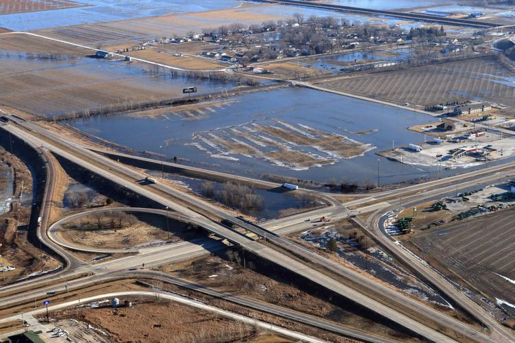 2 months after flooding, I-29 is now open border to border in Iowa