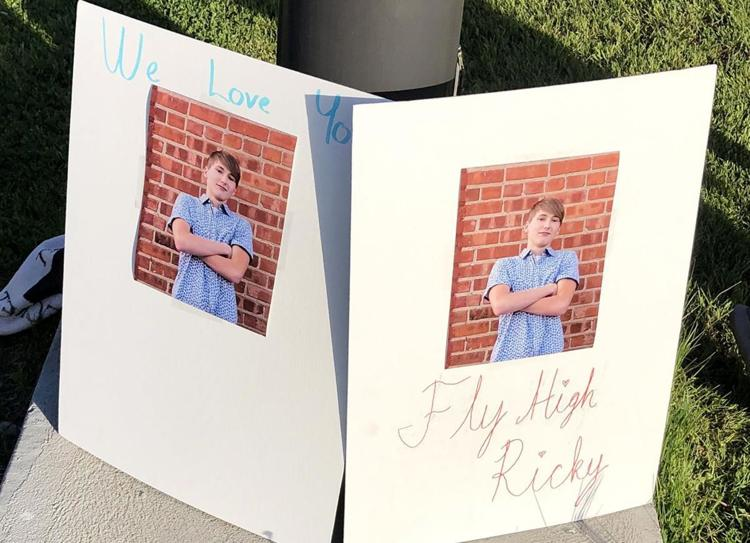 Nebraska mother fights to have her son, who died in December, recognized at graduation