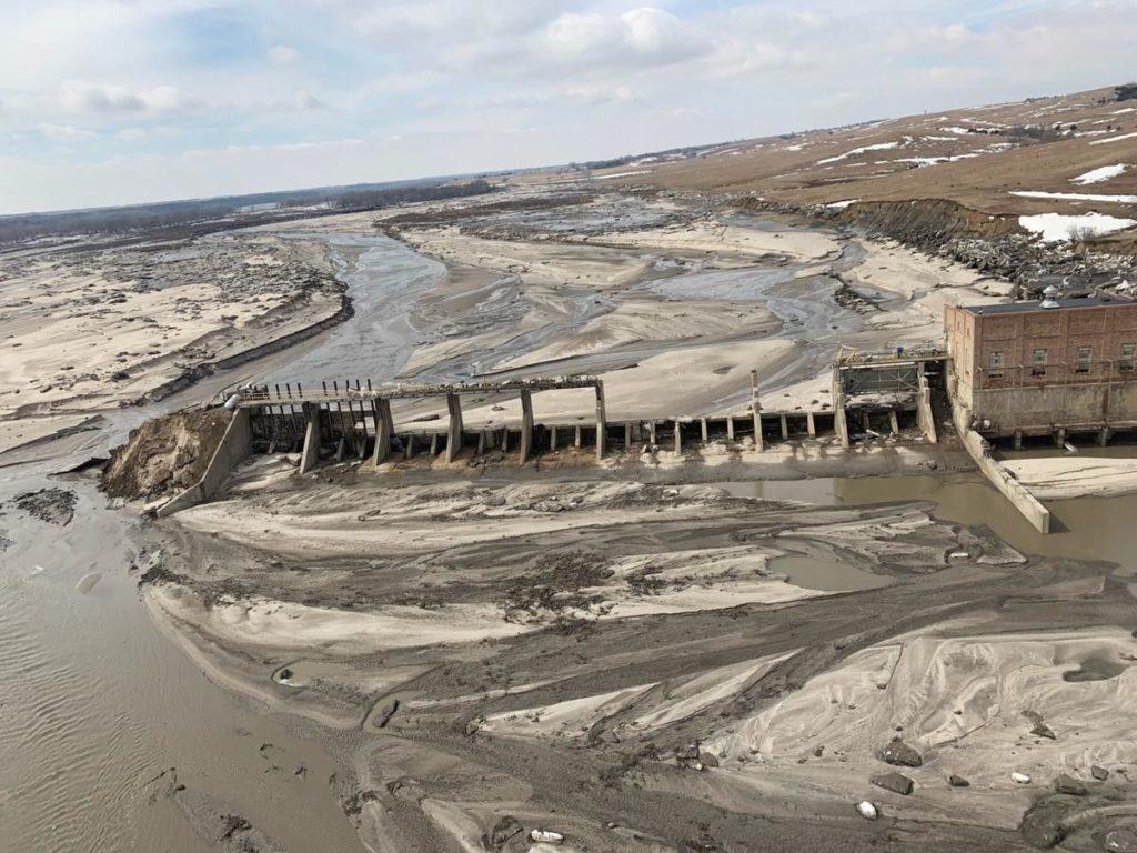 Niobrara residents recovering after dam failure learn Nebraska law limits liability provisions