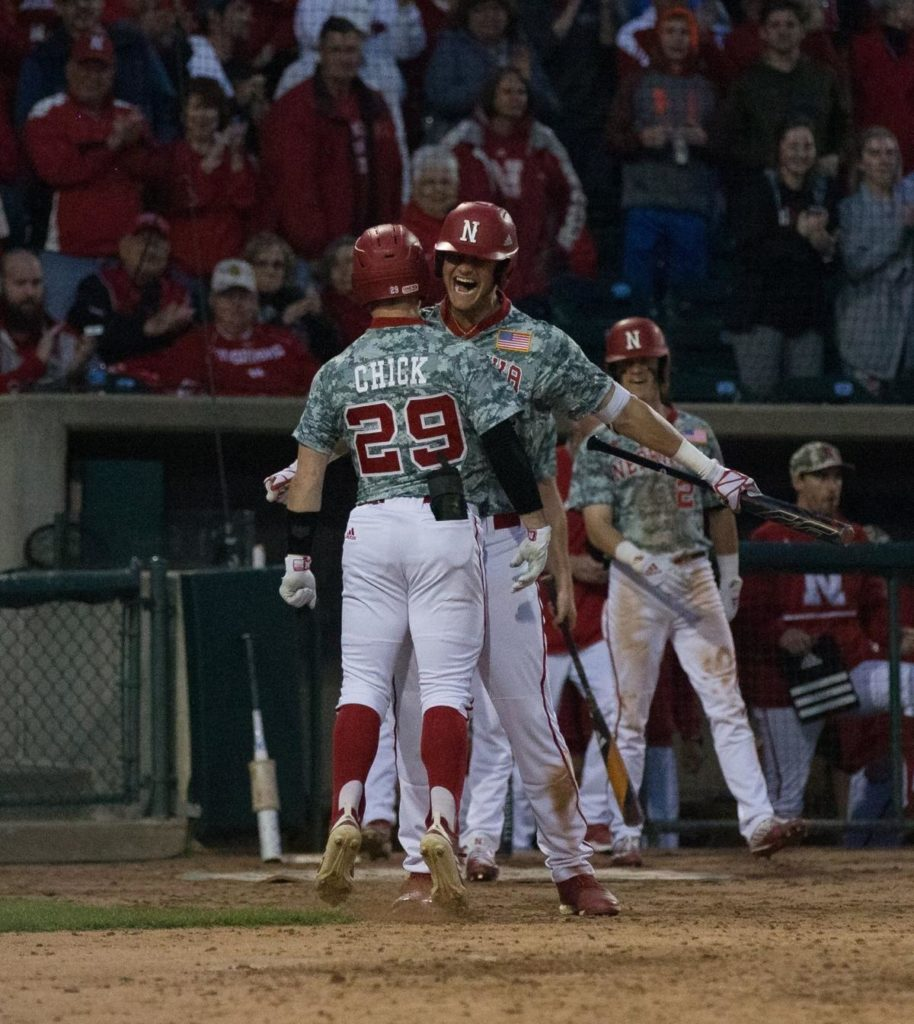 Husker Update: Baseball Captures First B10 Win, Track & Field Heads to Sacramento