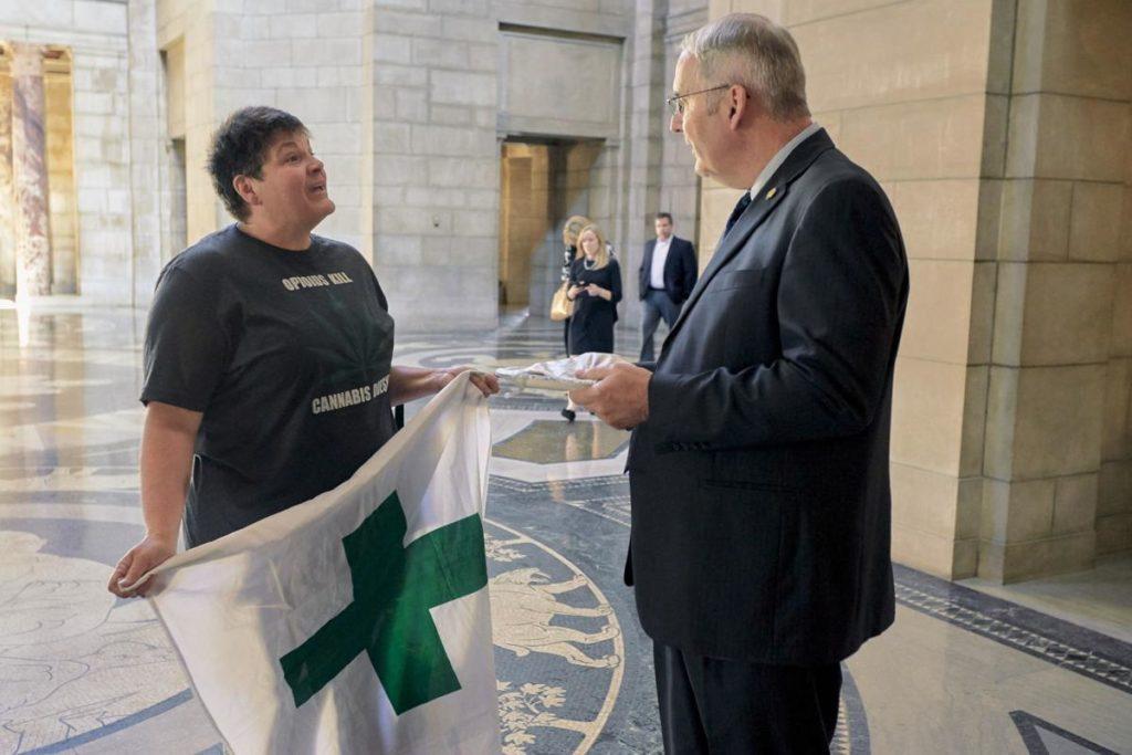 Nebraska medicinal cannabis bill stalls in Legislature; backers look to 2020 ballot