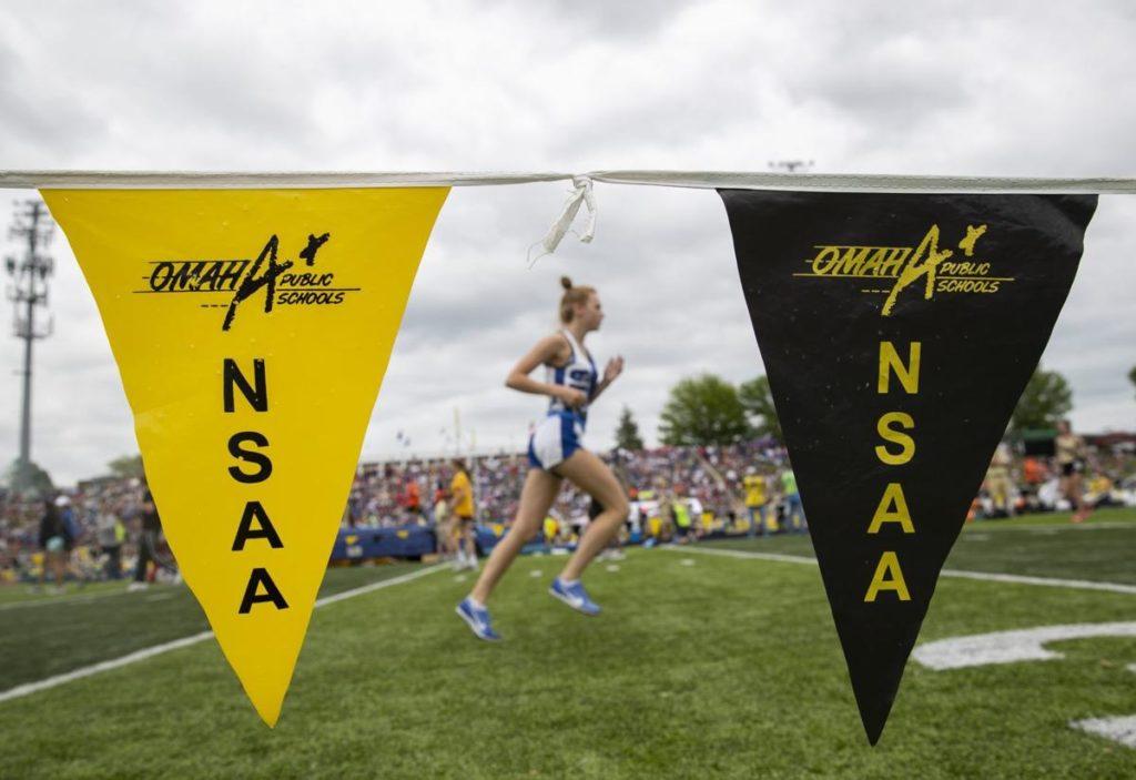 Nebraska narrows gap sharply, but Iowa still wins comparison of state track marks