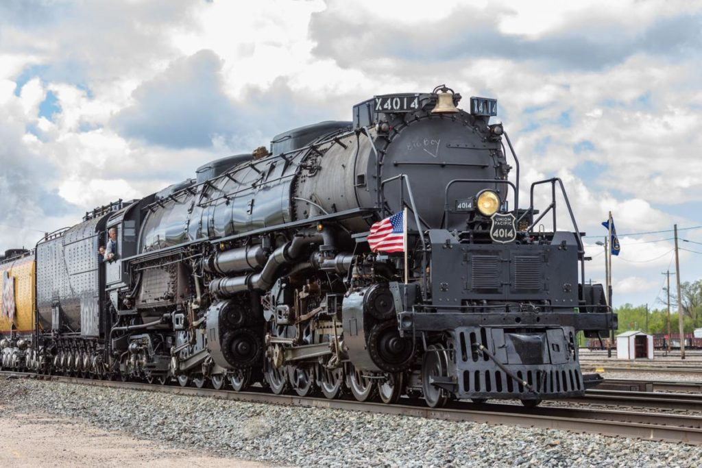 How you can ride to Boone, Iowa, on an old-fashioned steam engine