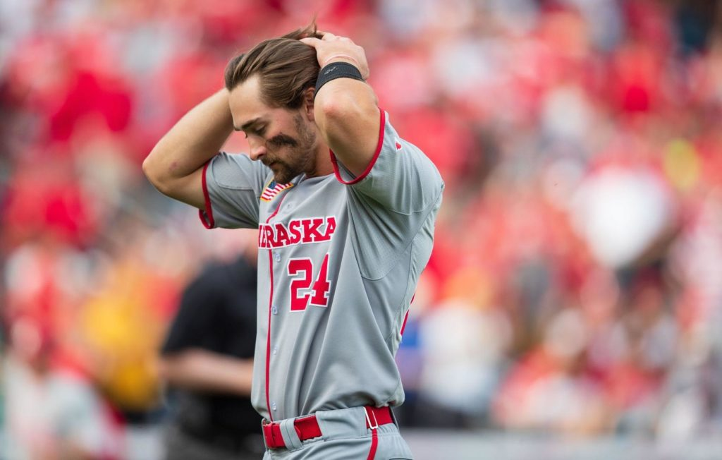 Nebraska baseball falls to Ohio State in the Big Ten baseball tournament championship