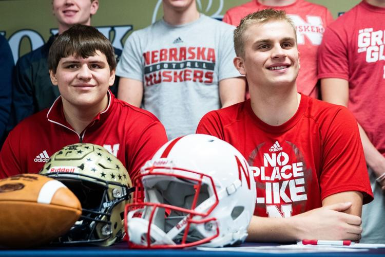 At Husker workouts 'everybody's got everybody's back' right down to the freshmen