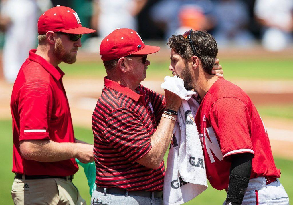 Nebraska baseball beats UConn for first NCAA tournament victory in five years