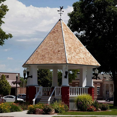 Park Board Discusses Permanent Restroom for the City Square