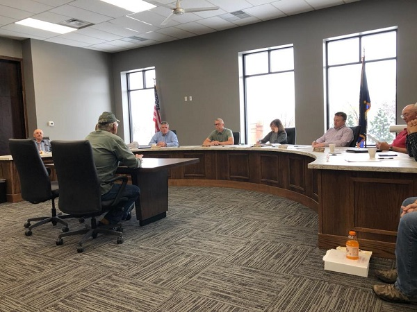 Custer County Highway Department Over Budget With A Long Way To Go; Elevator Works At Custer County Courthouse!