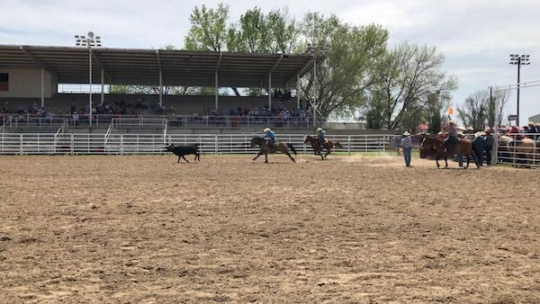 Qualifiers For The Junior High Rodeo National Finals