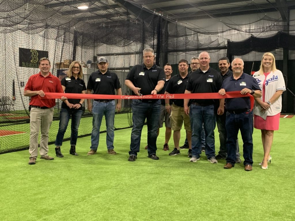 Fremont's Newest Indoor Baseball Facility is a Real Hit