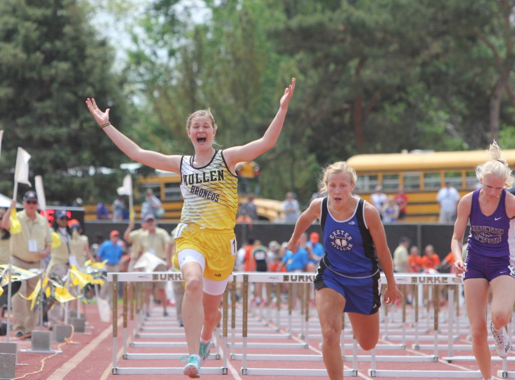 Area Athletes Shine at State Track Championships