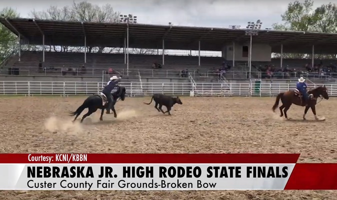 Custer County Fairgrounds Hosting Nebraska Jr. High Rodeo State Finals