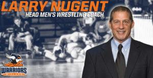 Midland University Names Lawrence Nugent as New Men's Wrestling Head Coach