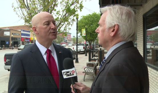 Ricketts: 'Way too Early' to Talk Payback on Taxes