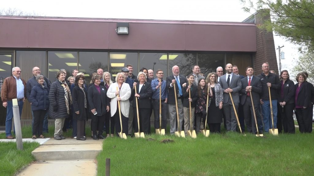 SNB Breaks Ground On Campus Branch